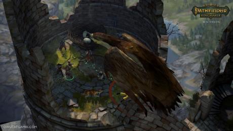 Pathfinder: Kingmaker: Screen zum Spiel Pathfinder: Kingmaker.