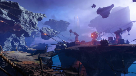 Destiny 2: Forsaken: Screen zum Spiel  Destiny 2: Forsaken.