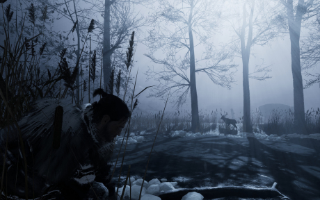 Fade to Silence: Screen zum Spiel Fade to Silence.