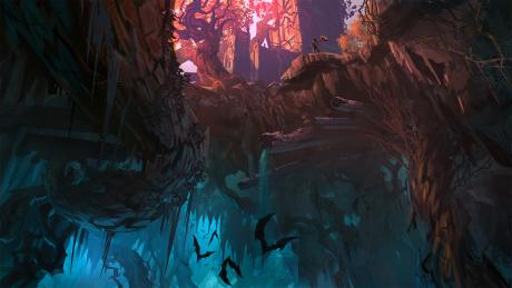 Darksiders 3: Screen zum Spiel Darksiders 3.