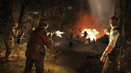 Strange Brigade: Screen zum Spiel Strange Brigade.