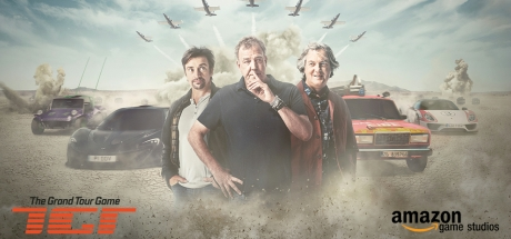 The Grand Tour Game - Digital auf Achse mit Clarkson, Hammond und May