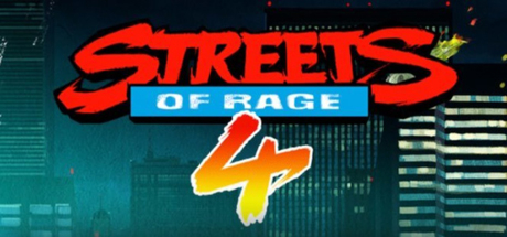 Streets of Rage 4 - Streets of Rage 4