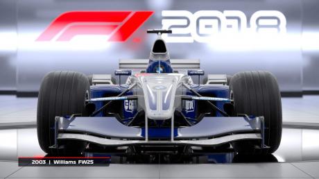 F1 2018: Screen zum Spiel  F1 2018.