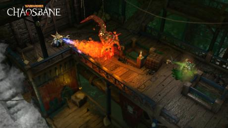 Warhammer: Chaosbane - Kommentiertes Pre-Alpha-Gameplay-Video veröffentlicht