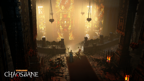Warhammer: Chaosbane: Screen zum Spiel  Warhammer: Chaosbane.