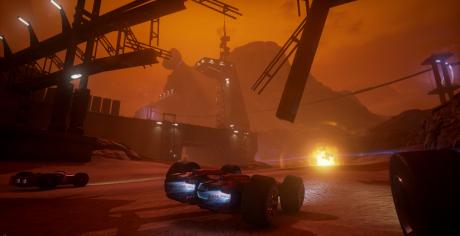GRIP: Combat Racing - Titel mit Überraschungs-VR-Update