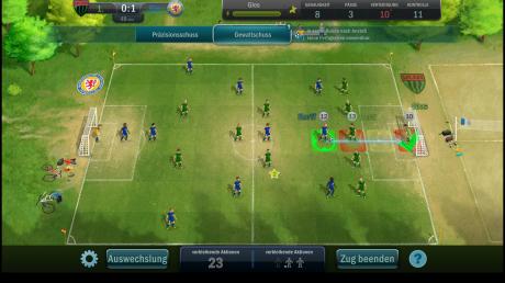 Football, Tactics & Glory - Titel kommt auf die Konsole