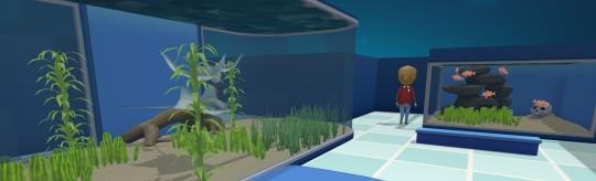 Megaquarium - Der Architekt, dem die Fische vertrauen