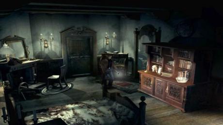 Alone in the Dark: The New Nightmare: Screen zum Spiel Alone in the Dark: The New Nightmare.