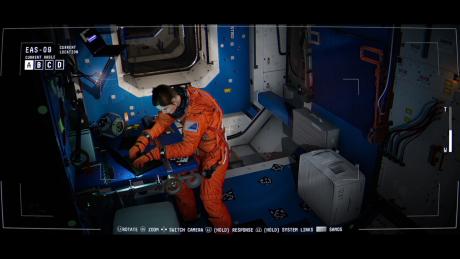 Observation: Screen zum Spiel Observation.