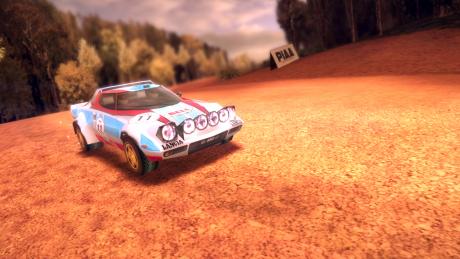 Colin McRae Rally: Screen zum Spiel Colin McRae Rally.