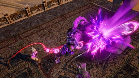Soulcalibur VI: Screen zum Spiel Soulcalibur VI.
