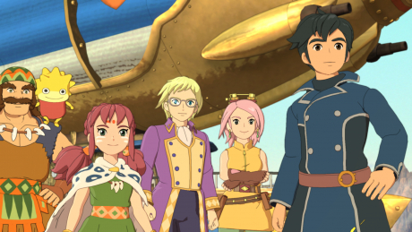 Ni no Kuni II: Revenant Kingdom: Screen zum Spiel Ni no Kuni? II: Revenant Kingdom.