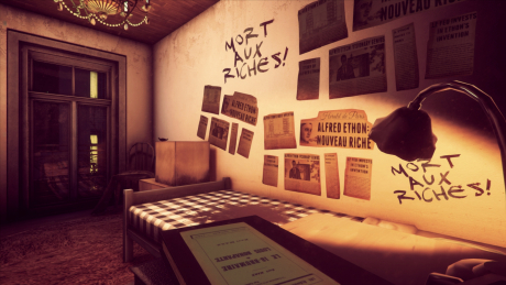 Bohemian Killing: Screen zum Spiel Bohemian Killing.