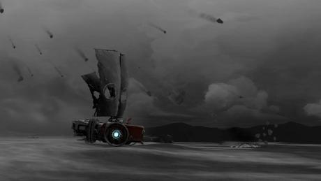 FAR: Lone Sails: Screen zum Spiel FAR: Lone Sails.