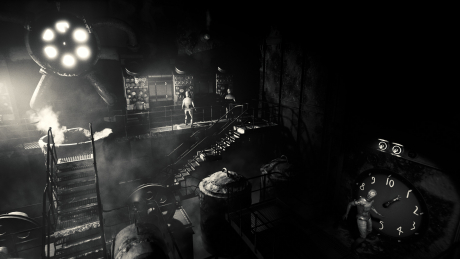 Layers of Fear 2 - Action Horror Adventure kostenlos im Epic Games Store