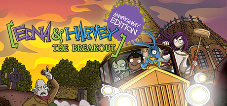 Edna & Harvey – The Breakout: 10th Anniversary Edition - Edna & Harvey – The Breakout: 10th Anniversary Edition