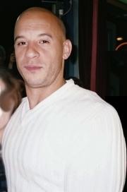 Barca BC: Vin Diesel in München 2005, Original uploader was Silsin at en.wikipedia Later version(s) were uploaded by Iain at en.wikipedia.