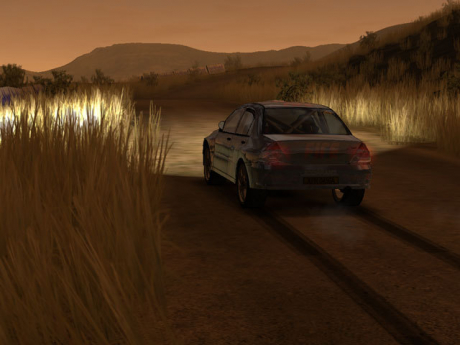 Xpand Rally: Screen zum Spiel Xpand Rally.