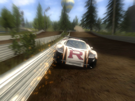 Xpand Rally Xtreme: Screen zum Spiel Xpand Rally Xtreme.