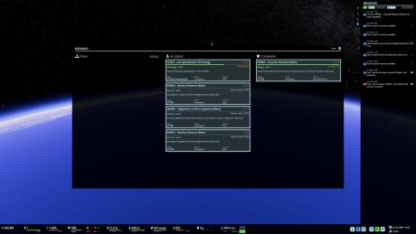 Stable Orbit: Screen zum Spiel Stable Orbit.