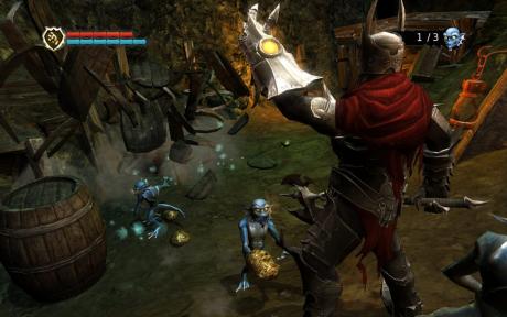Overlord: Screen zum Spiel Overlord.
