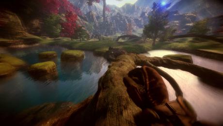 Valley: Screen zum Spiel Valley.