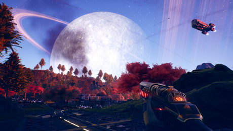 The Outer Worlds - Nintendo Switch Version ist jetzt vorbestellbar