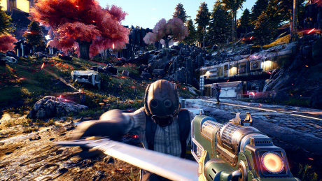 The Outer Worlds - Nintendo Switch Version folgt am 5. Juni 2020