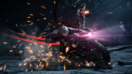 Devil May Cry 5: Screen zum Spiel Devil May Cry 5.