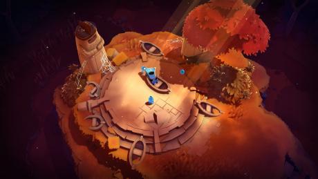 The Last Campfire: Screen zum Spiel The Last Campfire.