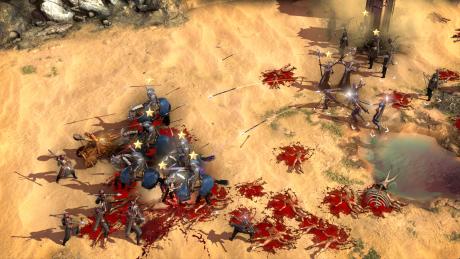 Conan Unconquered: Screen zum Spiel Conan Unconquered.