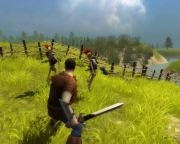 Majesty 2: The Fantasy Kingdom Sim: Screenshot aus der Echtzeitstrategie Majesty 2: The Fantasy Kingdom Sim