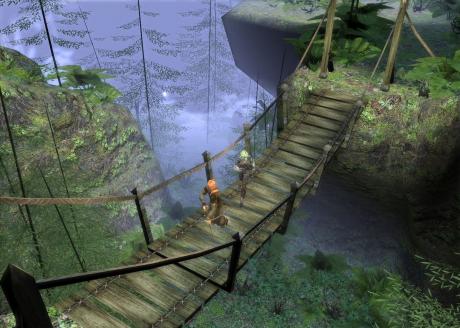 Dungeon Siege II: Screen zum Spiel Dungeon Siege II.