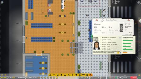 Airport CEO: Screenshots aus dem Spiel