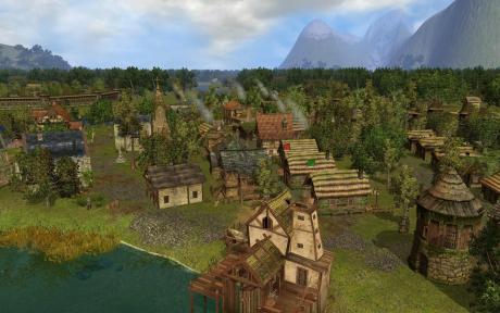 The Guild II Renaissance: Screen zum Spiel The Guild II Renaissance.