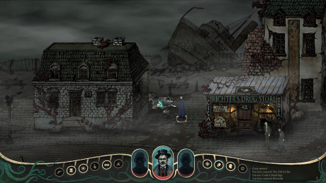 Stygian: Reign of the Old Ones: Screen zum Spiel Stygian: Reign of the Old Ones.