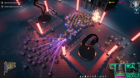 Re-Legion: Screen zum Spiel Re-Legion.