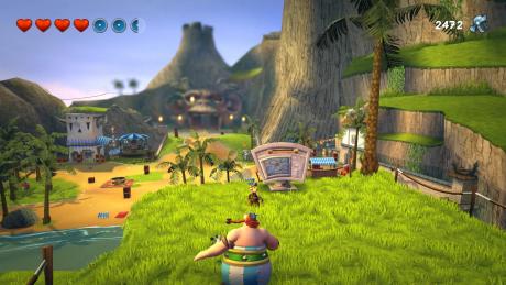 Asterix & Obelix XXL 2: Screen zum Spiel Asterix & Obelix XXL 2.