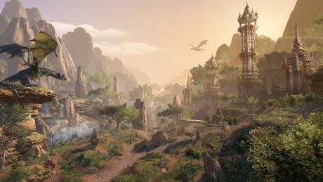 The Elder Scrolls Online: Elsweyr - Cinematischer Ankündigungstrailer zur kommenden Erweiterung Elsweyr erschienen