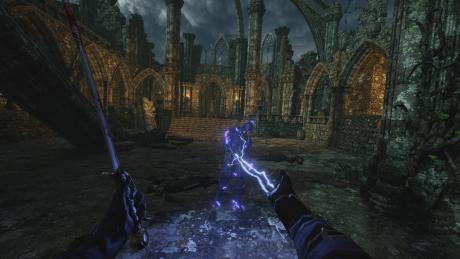 Blade and Sorcery: Screen zum Spiel Blade and Sorcery.