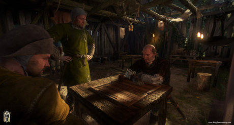 Kingdom Come: Deliverance  The Amorous Adventures of Bold Sir Hans Capon: Screen zum Spiel Kingdom Come: Deliverance  The Amorous Adventures of Bold Sir Hans Capon.