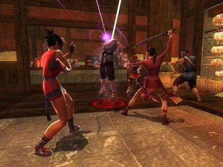 Jade Empire: Special Edition: Screen zum Spiel Jade Empire: Special Edition.