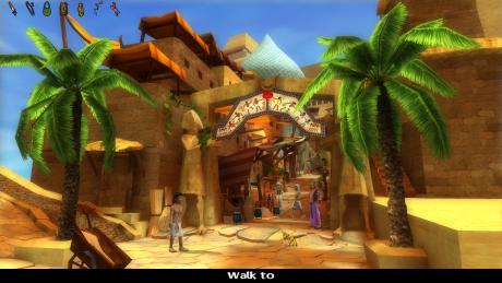 Ankh - Anniversary Edition: Screen zum Spiel Ankh - Anniversary Edition.