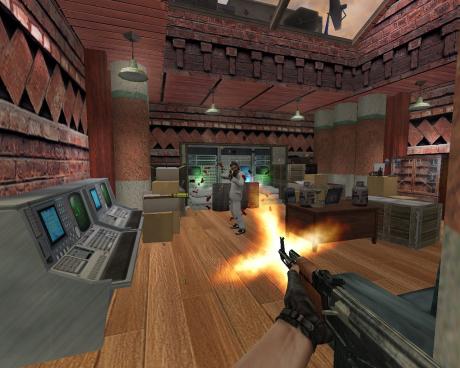 Counter-Strike: Condition Zero: Screen zum Spiel Counter-Strike: Condition Zero.