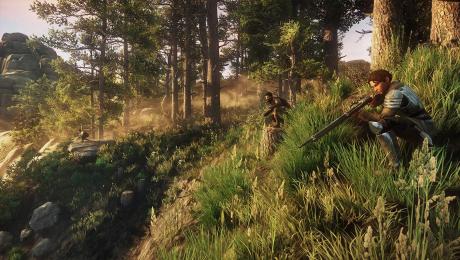 New World: Screen zum MMO New World.