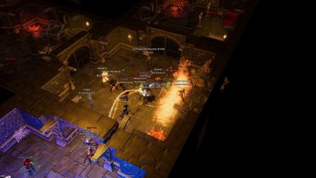 Legends of Aria: Screen zum Spiel Legends of Aria.