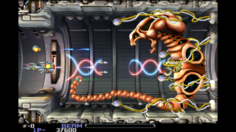 R-Type Dimensions EX: Official Screenshots