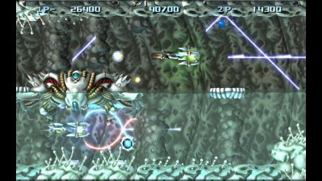 R-Type Dimensions EX: Screen zum Spiel R-Type Dimensions EX.